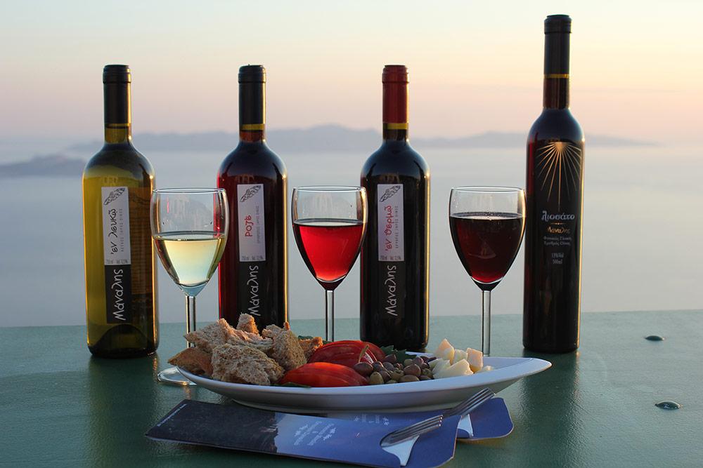 Manalis winery wines